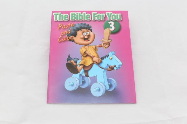 The Bible For You Vol. 3-0