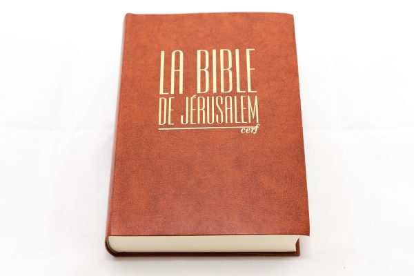 French Bible 1231 Jerusalem cerf-0