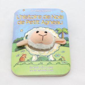 Histoire de Noel du petit Agneau-0