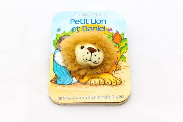 Petit Lion et Daniel-0