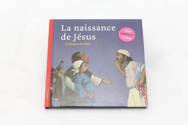 La Naissance De Jesus with DVD-270