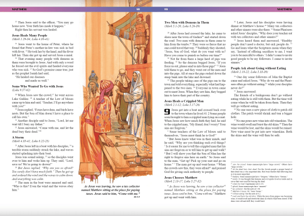 The Illustrated New Testament 2