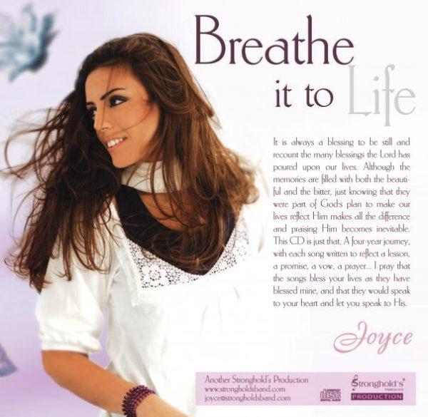 Joyce - Breath it to Life-0