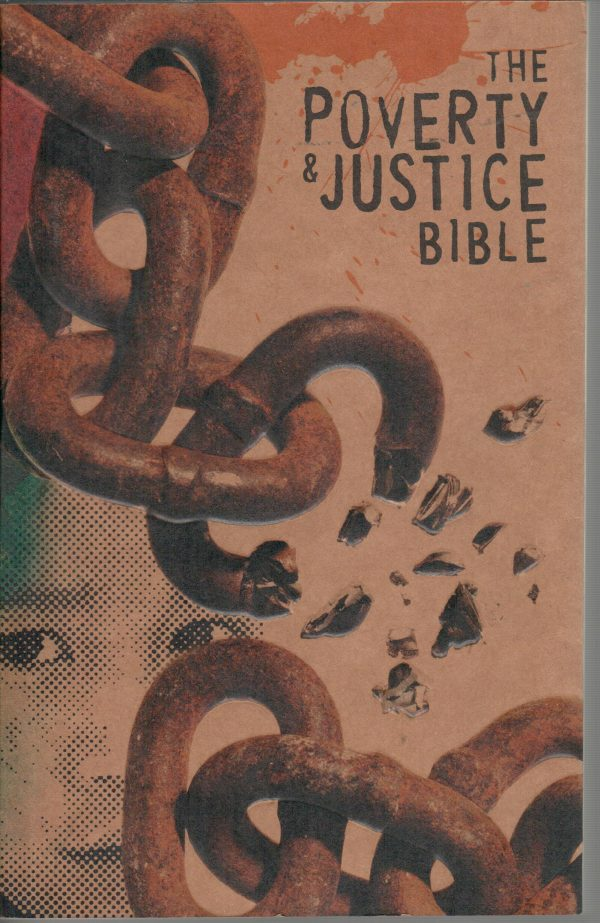 CEV Bible Poverty and Justice-0