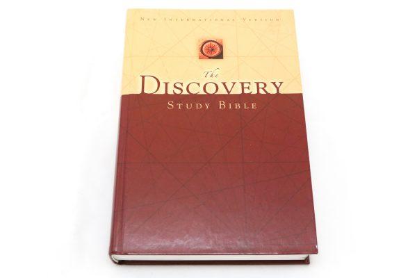NIV Discovery Study Bible HC-0