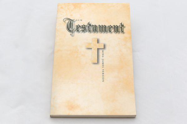 KJV N.T. Paperback, Outreach-0