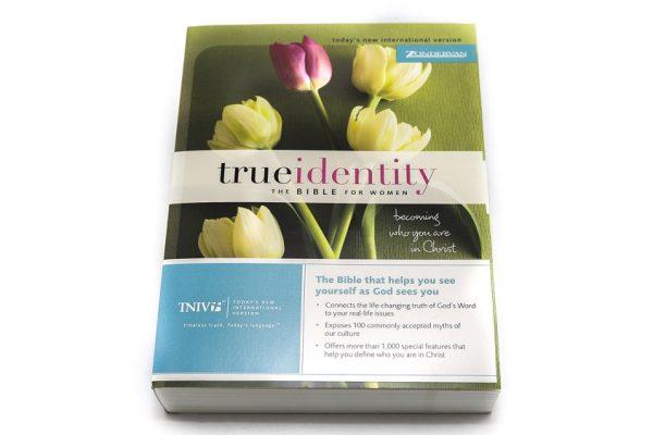 TNIV True Identity Bible SC-0