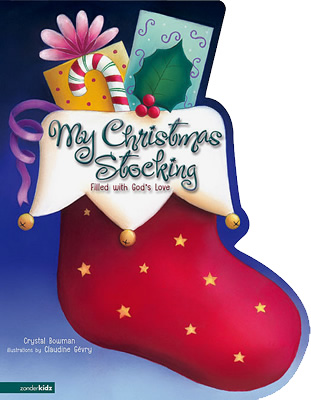 My Christmas Stocking: Filled with God's Love-0
