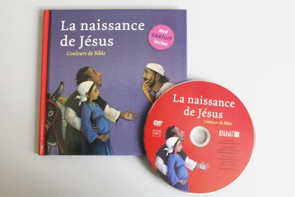 La Naissance De Jesus with DVD-0
