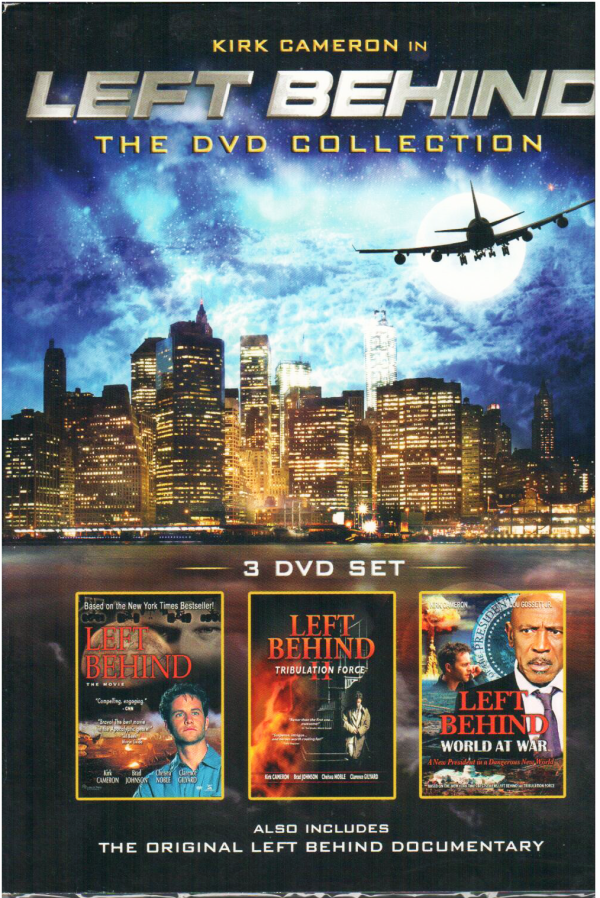 Left Behind - The DVD Collection-0