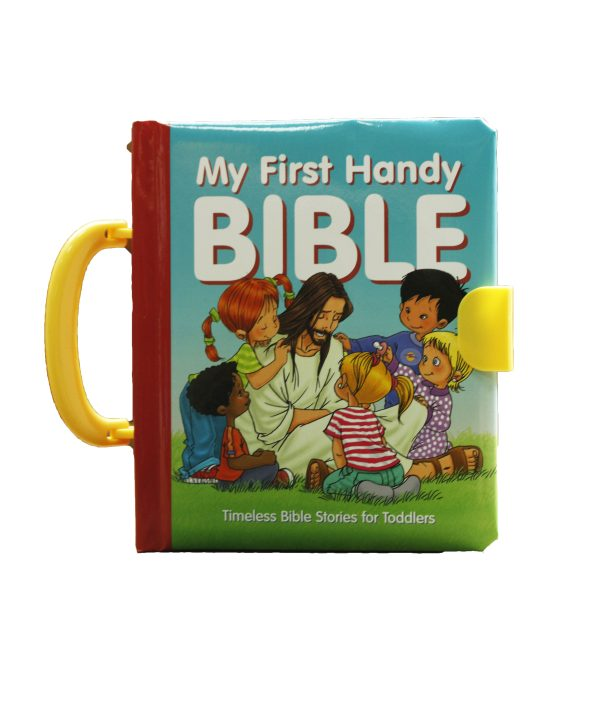 English My First Handy Bible-0