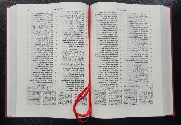 Syriac Bible M083-5687
