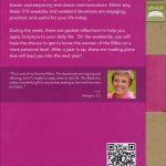 NIV Women's Devotional Bible - Raspberry-600