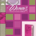 NIV Women's Devotional Bible - Raspberry-599
