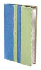 Thinline Bible Compact NIV Surf/Mint-0