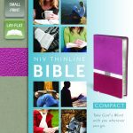 Thinline Bible Compact NIV ORCHID/RAZZLEBERRY-562