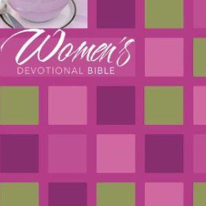 Niv Women's Devotional Bible Hardcover-0