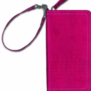 NIV Bible Clutch Hot Pink-0
