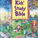 Kids study bible NIRV Softcover-0