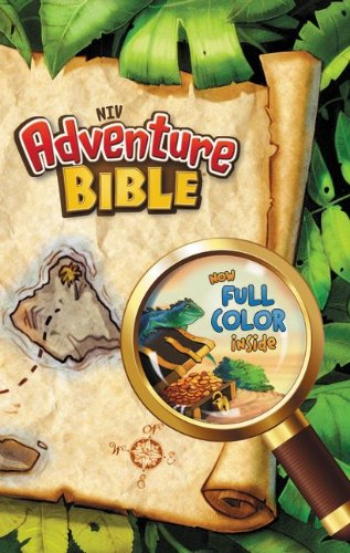 NIV Adventure Bible Full color -550
