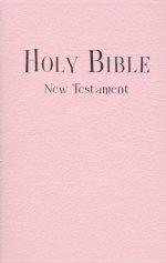 Niv Tiny New Testament Bible Pink -515