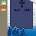 NIV Backpack Bible with zipper-0