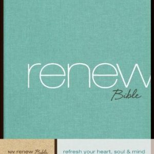 NIV Renew Bible: Refresh Your Heart, Soul and Mind-0