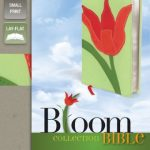 NIV thinline Bloom Collection Bible - Compact -590