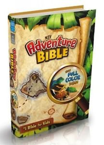 NIV Adventure Bible Full color -0