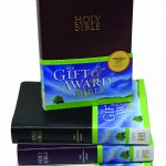 NIV Gift & Award Bible Burgundy-0
