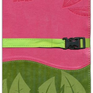 NIV Adventure Bible Pink/Green Clip Closure-0