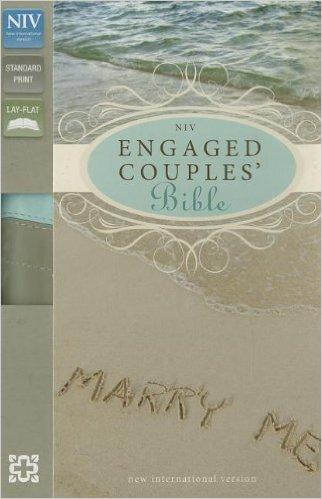 NIV Engaged Couples' Bible-0