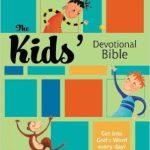 Kid's Devotional Bible NIRV HardCover-0