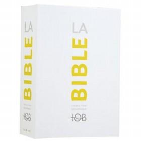 La Bible TOB : Traduction oecuménique avec introductions, notes essentielles, glossaire-489