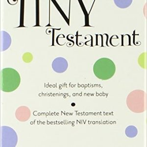 Niv Tiny New Testament Bible Pink -0
