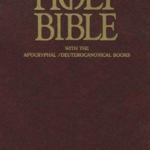 Holy Bible with the Apocryphal / Deuterocanonical Books [New Revised Standard Version (NSRV)] -0