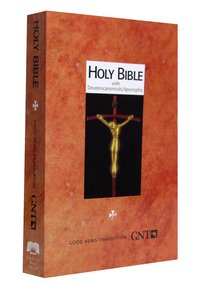 GNT Outreach Bible with deuterocanonical/apocrypha books-657