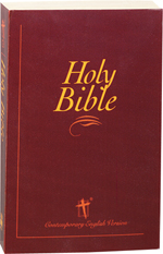 CEV Holy Bible-0