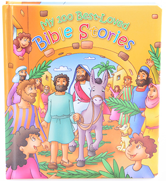 100 Best-Loved Bible Stories-0