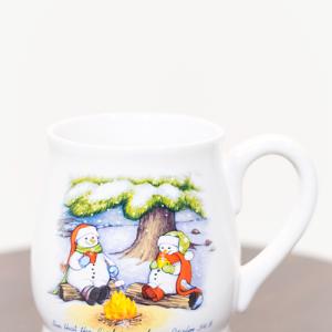 Snowman Mug-0