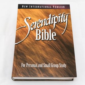 NIV Serendipity Bible 10th Anny. HC-0