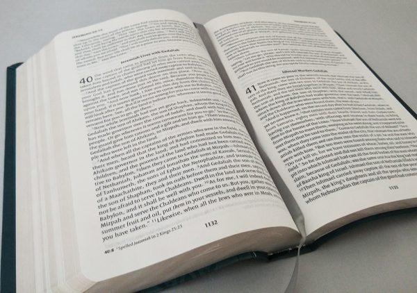 NKJV Single-Column Bible-874