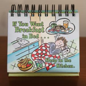 Breakfast in Bed Calendar-0