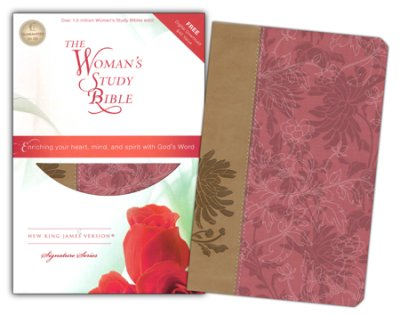 The woman's study bible NKJV-0