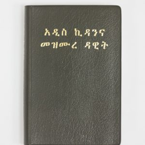 Amharic NT & Psalms-0
