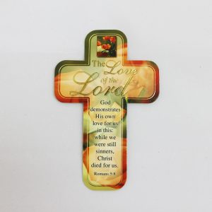 Cross shaped Bookmarks (4 designs)-0