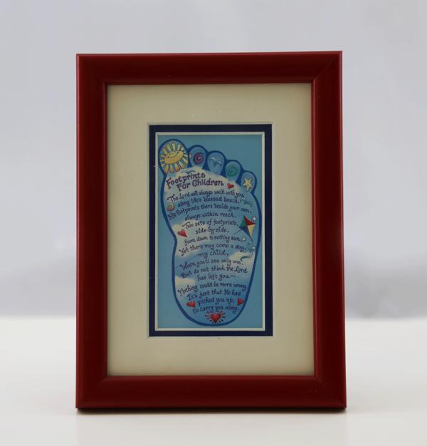 footprints for Children-0