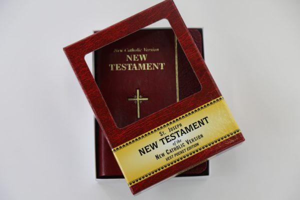 St. Joseph NCV New Testament (Vest Pocket)-1101