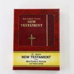 St. Joseph NCV New Testament (Vest Pocket)-1102