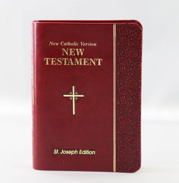 St. Joseph NCV New Testament (Vest Pocket)-1103